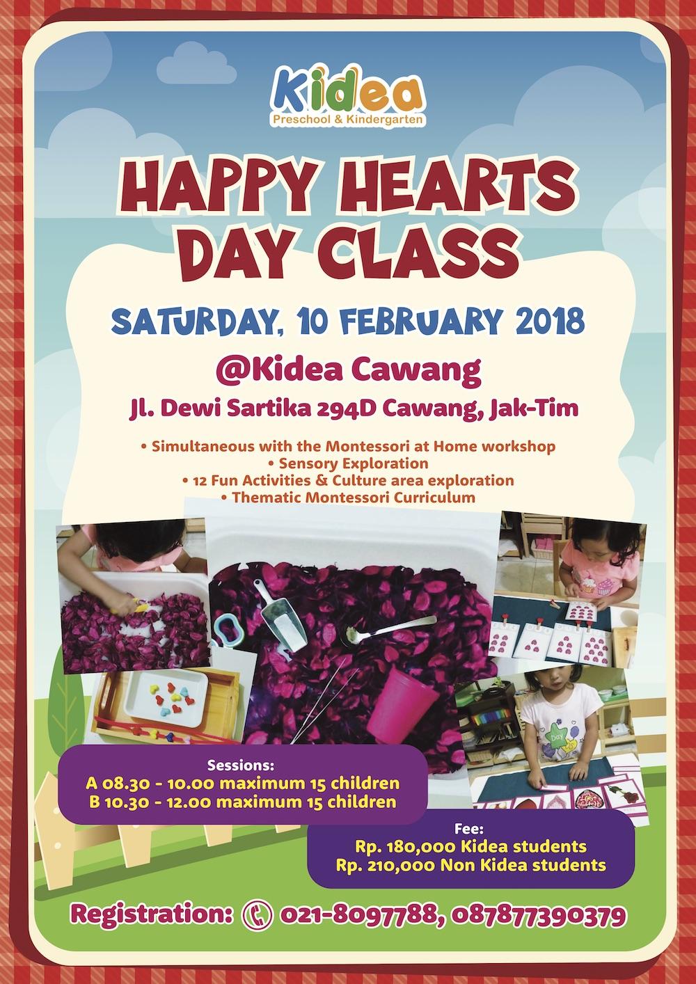 KIDEA - Happy Hearts Day Class copy